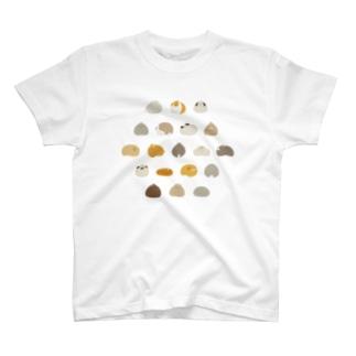 つけもの石のふり T-shirts