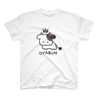 OYABUN T-shirts