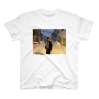 tyu T-shirts