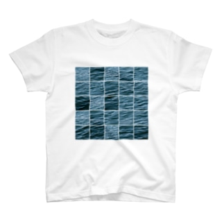 Surface PUZZLE TEE/White T-shirts