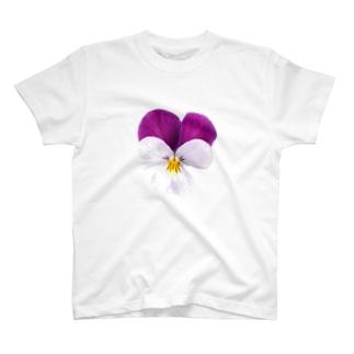 リアル〝ビオラ〟 T-shirts