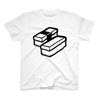 Unicode Sushi (U+1F363)  T-shirts