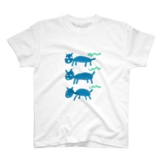 イヌっぽい動物。 T-shirts