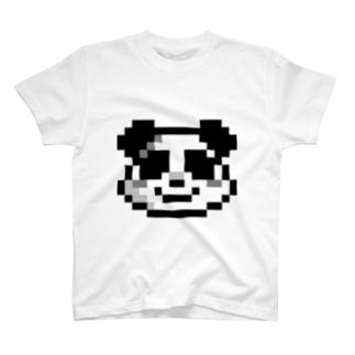 ぱんださん Tシャツ