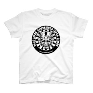 RUDO JAPAN 鬼 T-shirts