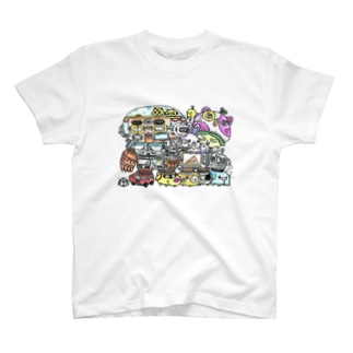 [15:10]グリコ T-shirts