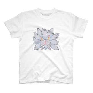 ちび九尾 T-shirts