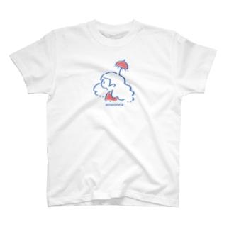 ワタシハ アメオンナ☂ T-shirts