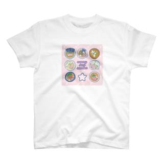 every day ramen T-shirts
