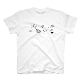 ねこめがね T-Shirt