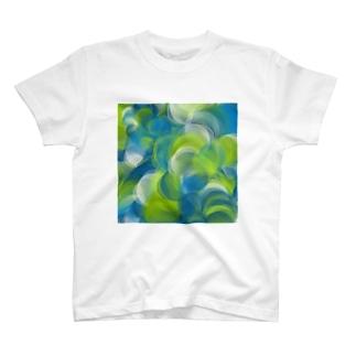 碧 T-shirts