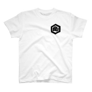 塾長のイノシシ T-shirts