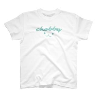 ウサギのchobby. T-shirts