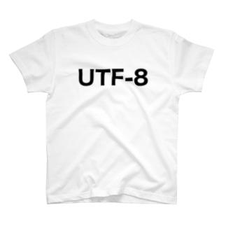 utf-8 T-shirts