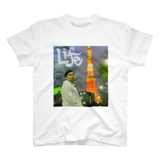 Life東京タワー T-shirts