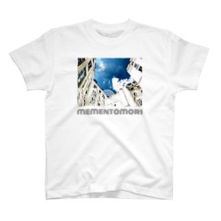 パリの空~MORIを添えて~ T-shirts