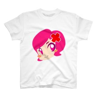 全力回避!コロナちゃん T-shirts