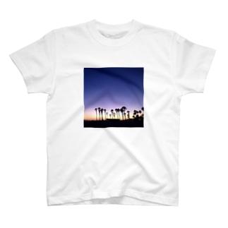 ニューポートビーチ T-shirts