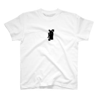 シンプルデザインアルファベットYワンポイント T-shirts