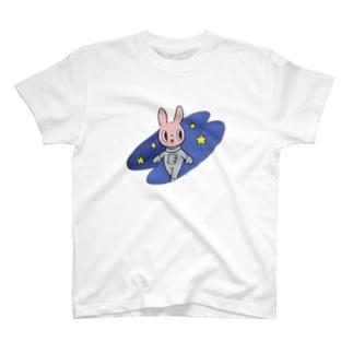 スペースTシャツ T-shirts