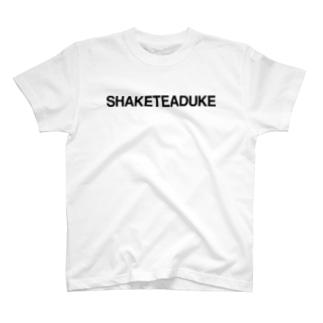 SHAKETEADUKE T-shirts