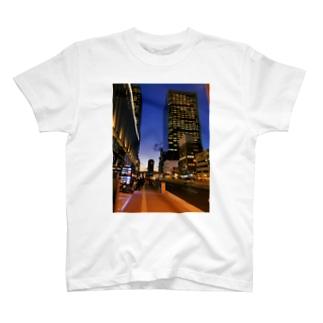 Night Town T-shirts