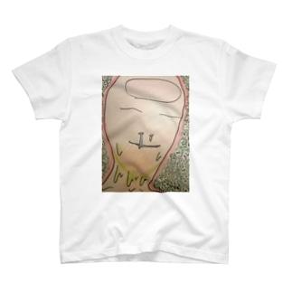 風邪 T-shirts