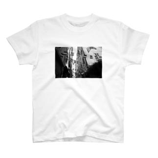 old town T-shirt T-shirts