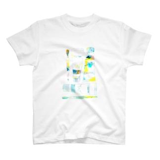 絵の具セット T-shirts