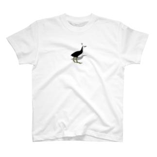 ハテナなクイナ T-shirts