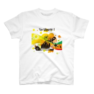 'La Liberte! T-shirts