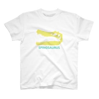 スピノサウルス T-shirts