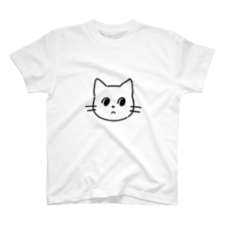 そっぽむく猫 T-shirts