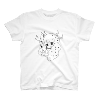 わたしはうちゅうじん T-shirts
