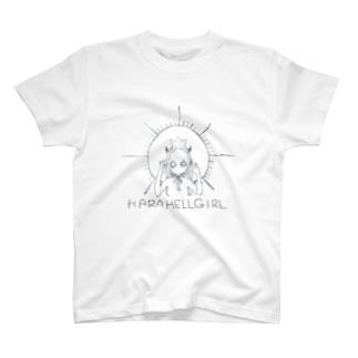 HARAHELLGIRL T-shirts
