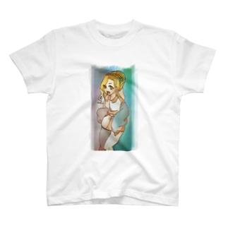 ギャル子 T-shirts