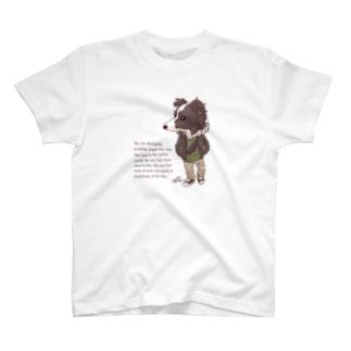 おしゃれボーダー T-shirts