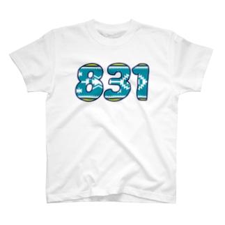 831 T-shirts