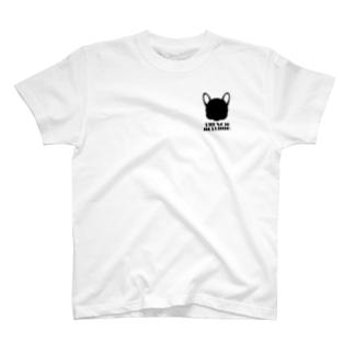 French Friendsのフレンチブルドッグ雑貨 T-shirts