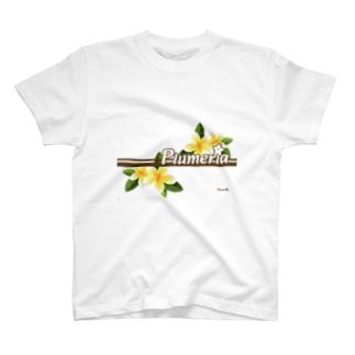 purumeria Tshirts T-shirts