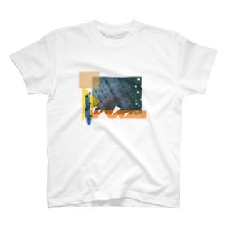いつの日か見た万華鏡 T-shirts