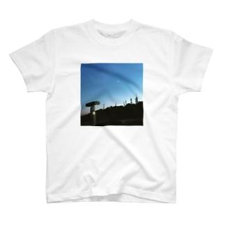 弥彦山中継局 T-shirts