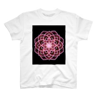 幾何学模様02 T-shirts