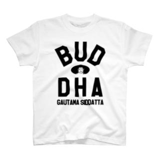クロート・クリエイションのBUD DHA(ブッダ) T-shirts