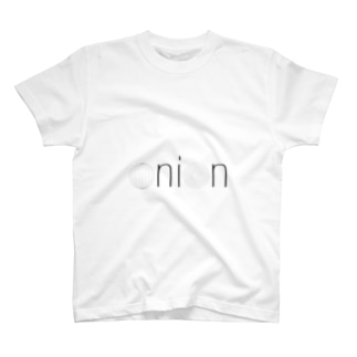#15 「onion」 ~北見市~ T-shirts