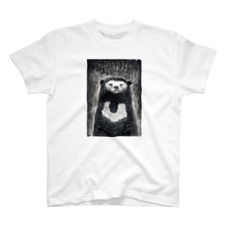 マレーグマ Helarctos malayanus T-shirts
