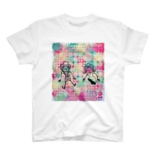 ラブラブ T-shirts