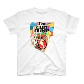 CUM DUMP T-shirts