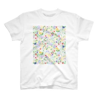 EternalCity(グッズ部)のもきゅの収穫祭 T-shirts