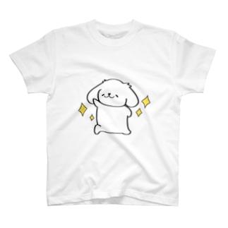 yuu. 「はっちゃんず」の輝くはっちゃん T-shirts